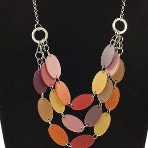 Autumn Senegal Necklace